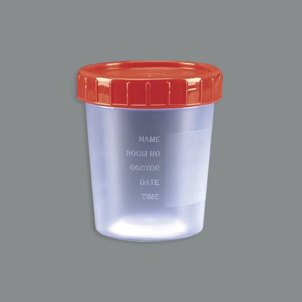 Urine Cup Testing Cup with Safety Leak Proof Lid