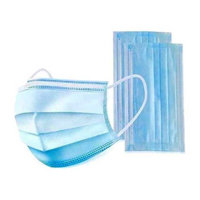 Protective Disposable Surgical Mask for Face Protection